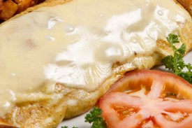 Spanish & Cheese Omelet