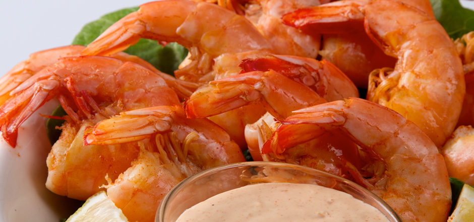 Nick's Shrimp Remoulade